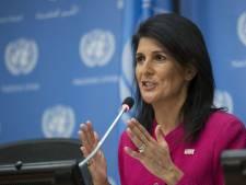 """Pour l'ambassadrice US à l'ONU, Bachar al-Assad est un """"criminel de guerre"""""""