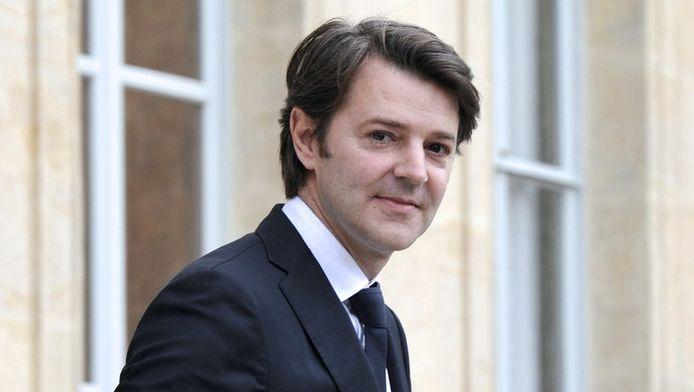 Franse minister van Economie en Financiën Françcois Baroin is ook tegen een Griekse exit uit de eurozone.
