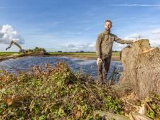 Reddingsoperatie voor beschermde natuur langs Zwarte Water en Vecht in Zwolle: opkikker voor kievitsbloem en kwabaal