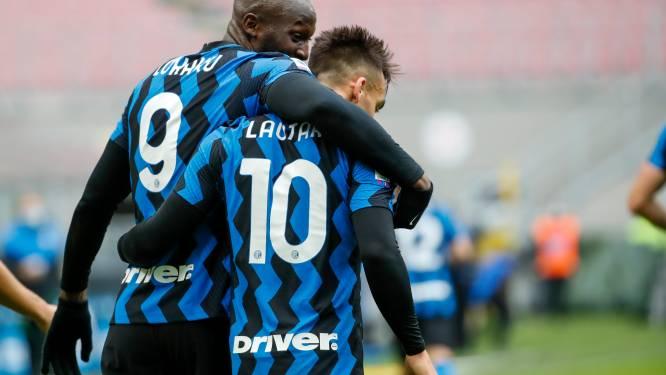 Lukaku zet 2021 met nieuwe mijlpaal tegen Crotone, al ging hij daarna wel met pijntje naar de kant