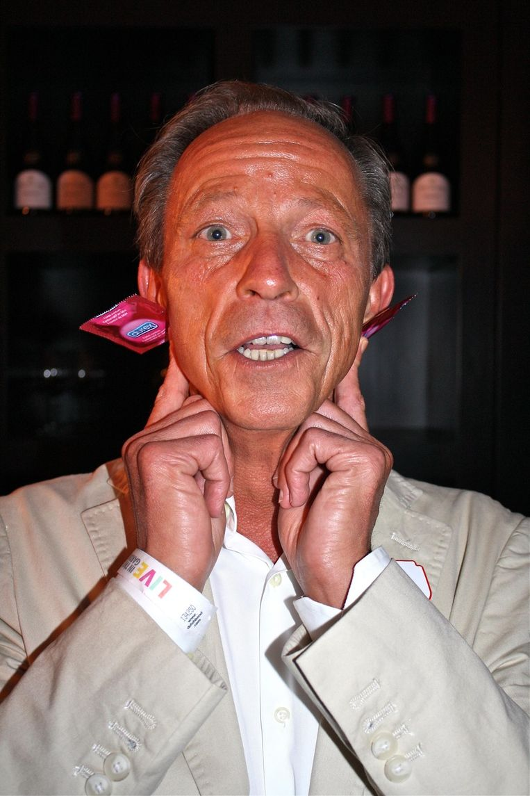 John Wiegeraad: 'Seks is leuk, maar doe het veilig!' <br /> Beeld