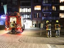 Bewoners geëvacueerd na brandje in ouderenflat
