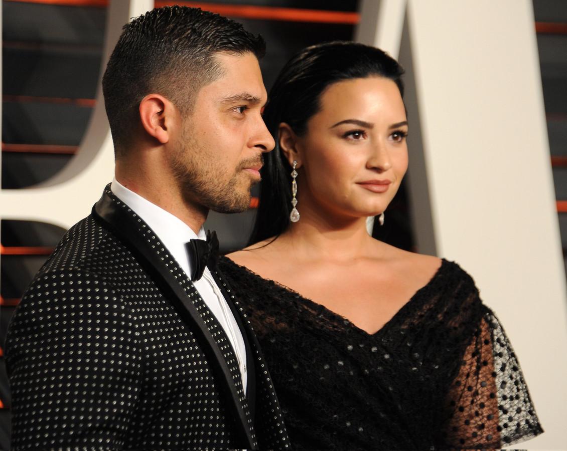 Demi Lovato en haar ex Wilmer Valderrama
