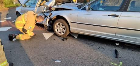 Drie auto's betrokken bij ongeval tussen Hengelo en Beckum