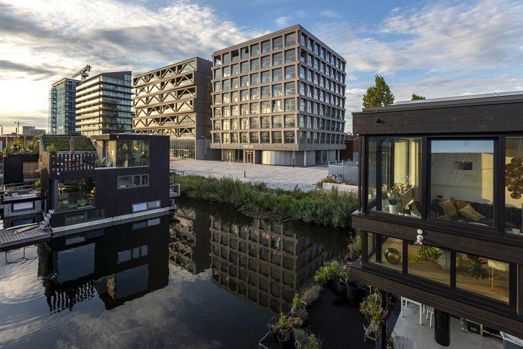 Top-Up, Amsterdam Architect: FRANTZEN et al Opdrachtgever: Lemniskade Projecten (Tom Frantzen & Claus Oussoren) Beeld Isabel Nabuurs