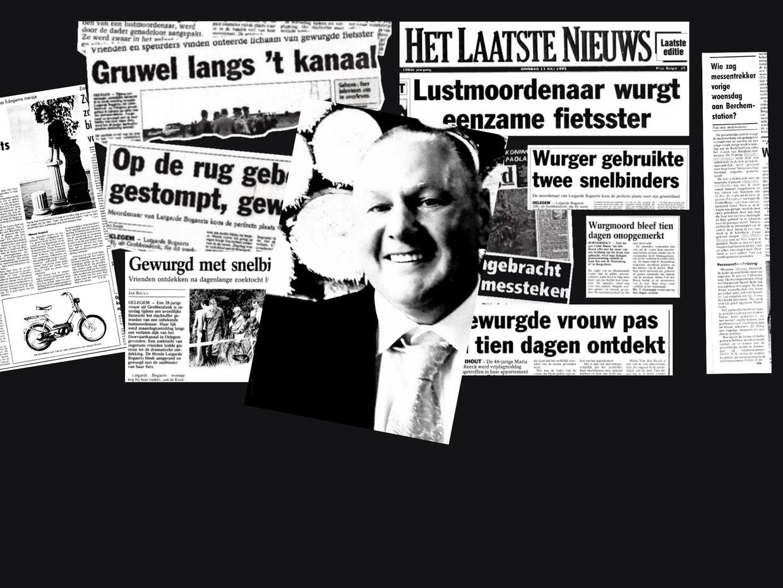 Stephaan Du Lion wordt nu ook gelinkt aan de moord op Tania Van Kerkhoven in 1993. Beeld rv