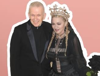 Jean Paul Gaultier ontwerpt outfit van Madonna voor Eurovision Songfestival