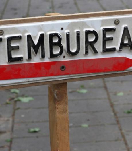 Alleen te voet of per fiets  stemmen in Westerkerk