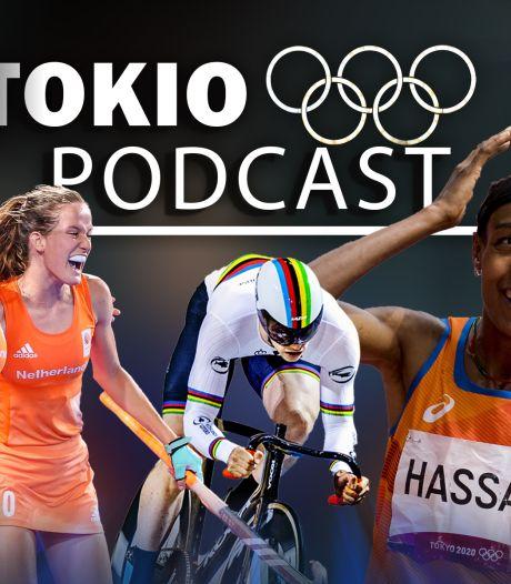 Podcast Ti-Ta-Tokio | 'Sifan Hassan wordt de legende van deze Olympische Spelen'