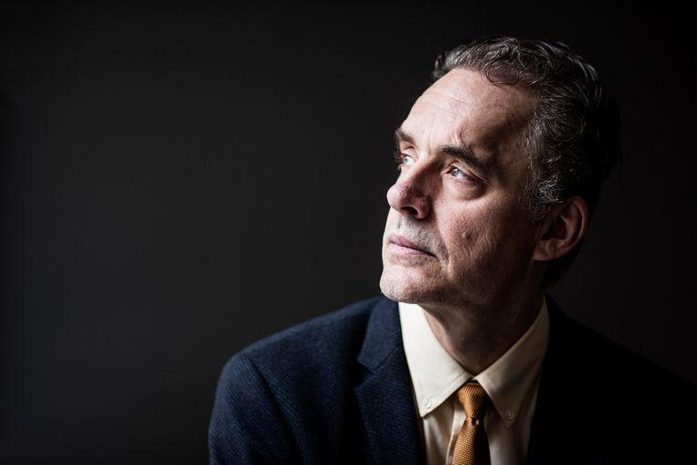 Jordan Peterson. Beeld Evening Standard / eyevine