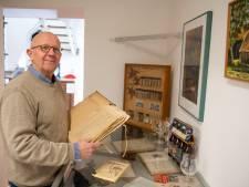 Struikrover Huttenkloas krijgt prominente plek in brouwerij van twee Hengeloërs