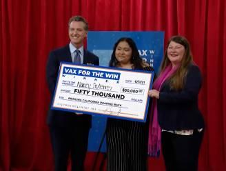 Amerikaanse (17) wint 50.000 dollar bij 'vaccinatie-loterij'
