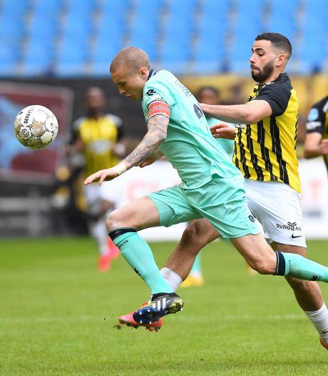 Samenvatting   Bekijk hier hoe Willem II tegen Vitesse uit de degradatiezone klimt