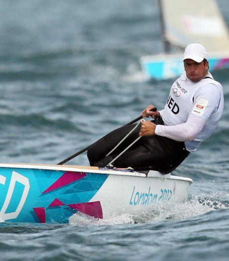 Postma snel thuis op olympisch zeilwater