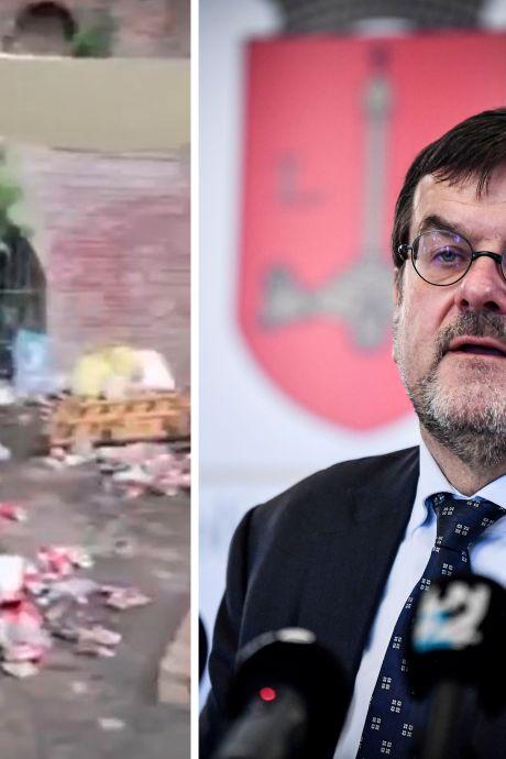 Rave party à Liège: le bourgmestre compte agir