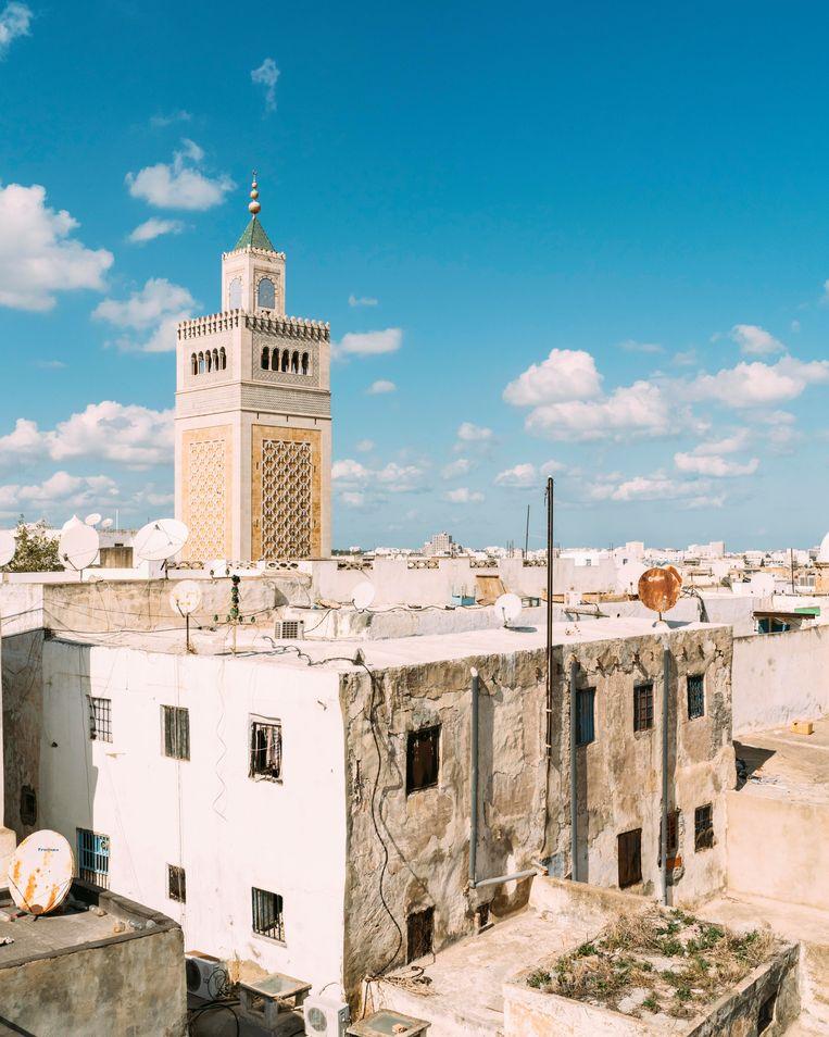 Tunis. Beeld Rebecca Fertinel