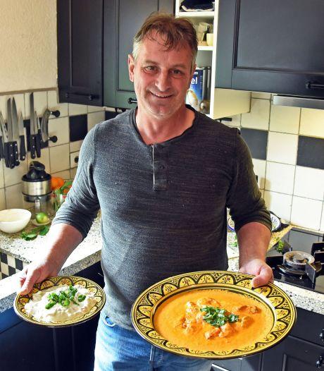 Butter chicken brengt Robert direct terug naar India