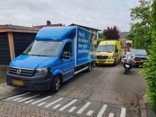 Geërgerde vrouw rijdt boodschappenbezorger aan in Rhenen: 'Ineens schoot ze met haar auto naar voren'