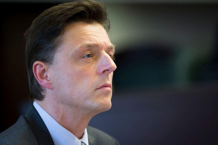 Topman Laurent Ledoux van het departement Mobiliteit diende gisteren zijn ontslag in.