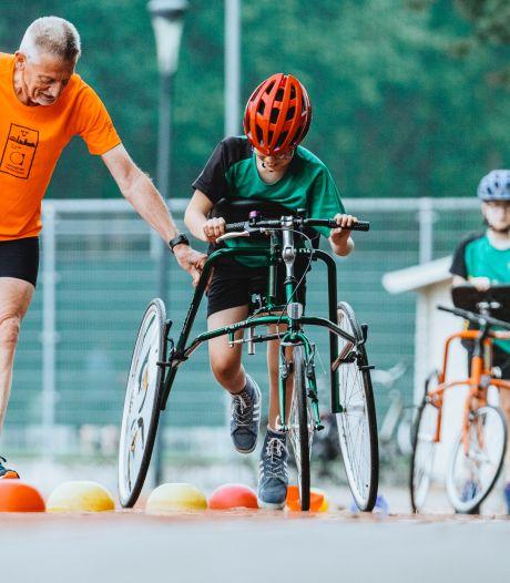Framerunning helpt bij obesitas, spasticiteit en epilepsie: 'Iedereen moet kunnen sporten'