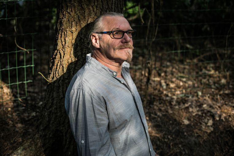 Eric Geijsbregts, vader van Nathalie, die bijna dertig jaar geleden vermist geraakte. Beeld Bas Bogaerts