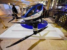Le taxi-drone fait son apparition à Dubaï