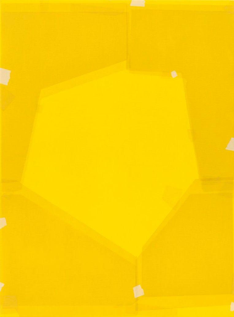 Kees Goudzwaard,  Two Gaps (2014), Zeno X Gallery Beeld