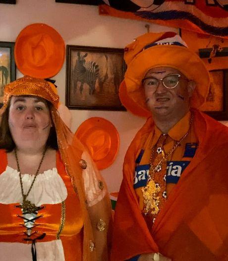 Video van de Dag | In dit appartement in Deventer is echt álles oranje