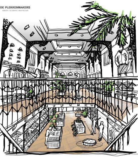 'Veganistisch warenhuis in het hart van Den Haag'