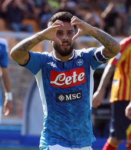 Napoli trekt Europese topvorm door in Serie A met winst bij Lecce