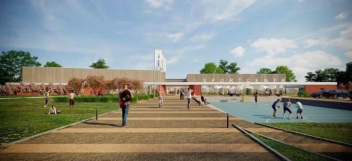 Voor het nieuwe sportcentrum van Kapelle zijn 140 voorstellen voor een nieuwe naam binnengekomen.