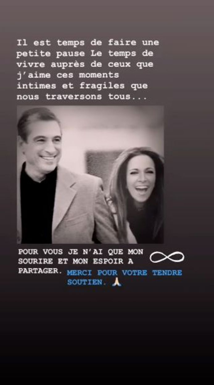 Instagram Hélène Ségara