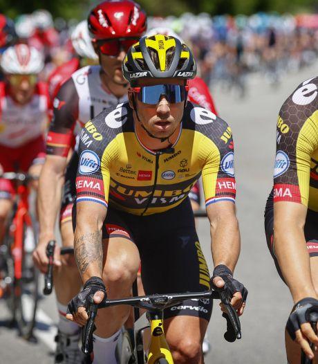 Dylan Groenewegen en David Dekker stappen uit de Giro d'Italia