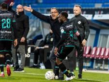 Petrovic smult van swingend Willem II: 'Bijna perfect, briljant, een genot om naar te kijken'