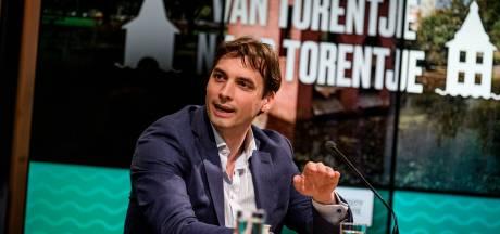 Thierry Baudet (Fvd) in gesprek met Twente en de Achterhoek