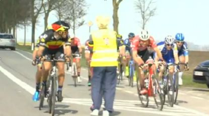 De maat is vol: UCI geeft voetpadrijder Gilbert en 14 anderen boete