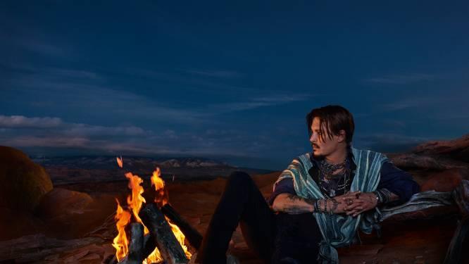 Elf klachten over parfumreclame met Johnny Depp, maar Dior blijft achter acteur staan