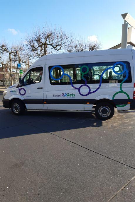 Alle buurtbussen van BuurtRRReis gaan weer rijden, nu wél corona-proof:  spatscherm, extra ventilator en luchtfilter