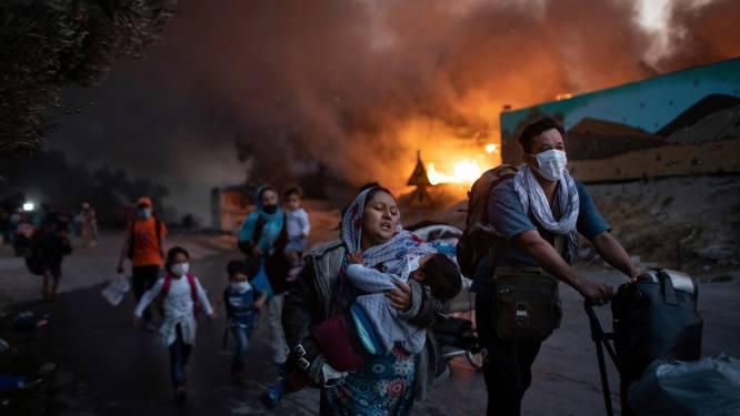 België gaat 72 asielzoekers uit Griekse vluchtelingenkampen opvangen