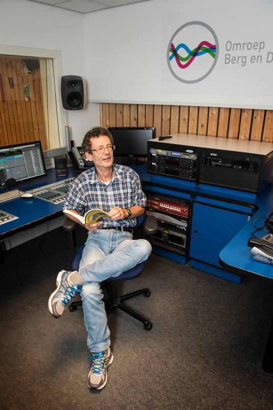 Nijmegen/Nederland:Radioman Piet BuitendijkDgfotofoto: Bert Beelen