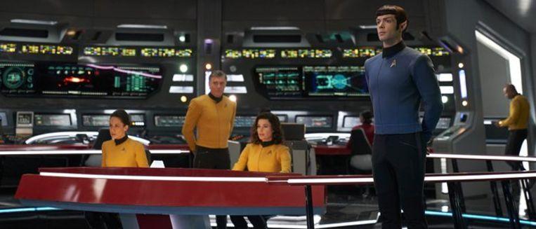 Star Trek: Strange New Worlds Beeld Paramount+