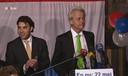 19 maart 2014. In het Haagse café De Tijd herhaalt Wilders zijn boodschap over minder Marokkanen. Het startpunt voor een reeks aangiften tegen de PVV-politicus.