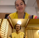 "De Brugse Olympiërs Valerie Demey en Niels Van Zandweghe vanuit Tokio: ""Veel mensen kennen Brugge hier."""