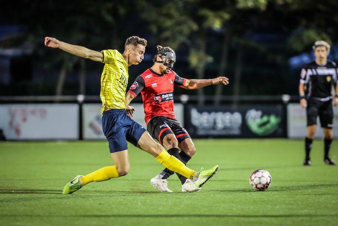 Kyan Vaesen in duel met Masis Voskanian (Winkel Sport) kan terugkeren naar Westerlo.