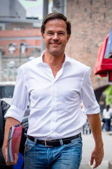 Vakantie voor Mark Rutte: 'Hij móet en zál steeds hetzelfde doen'