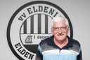 Wim Hendriks, voorzitter van de Arnhemse Voetbal Federatie en bestuurslid van Eldenia.