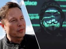 Hackers klaar met 'narcistische, rijke gozer' Elon Musk: 'We komen achter je aan'