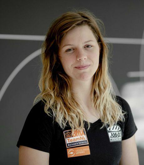 BMX-rijdster Huisman uit Hierden na zware val op intensive care