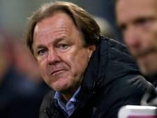 De Graafschap-trainer Snoei baalt van nieuwe domper: 'Moeten onszelf belonen'