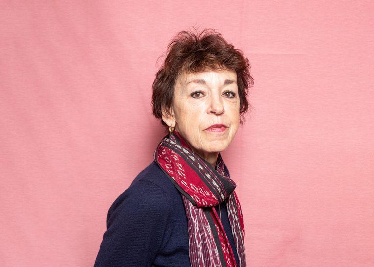 Lieve Joris: 'Het verhaal van mijn broer Fonny lag altijd al ergens te sluimeren.' Beeld Hilde Harshagen